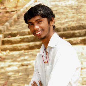 Portrait image of Aravind Bala