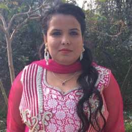Portrait picture of Narayani Dawadi