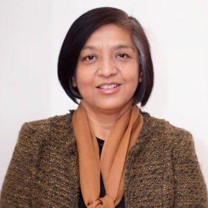 Portrait image of Dr. Suraj